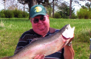 KS RAINBOW TROUT RECORD BROKEN 2x IN APRIL